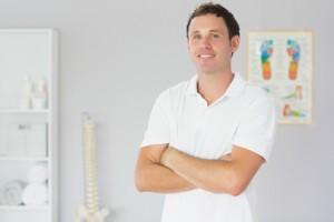 Kiropraktor Direkt behandlar dig med ont i armbågen