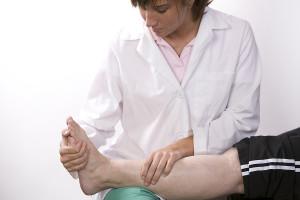 behandling av hälsporre hos kiropraktor direkt