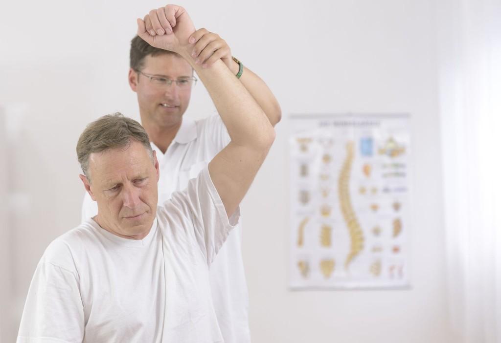 Kiropraktor Behandling vid värk & ont i armbågen