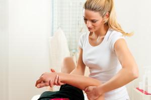 ont i armbågen behandling