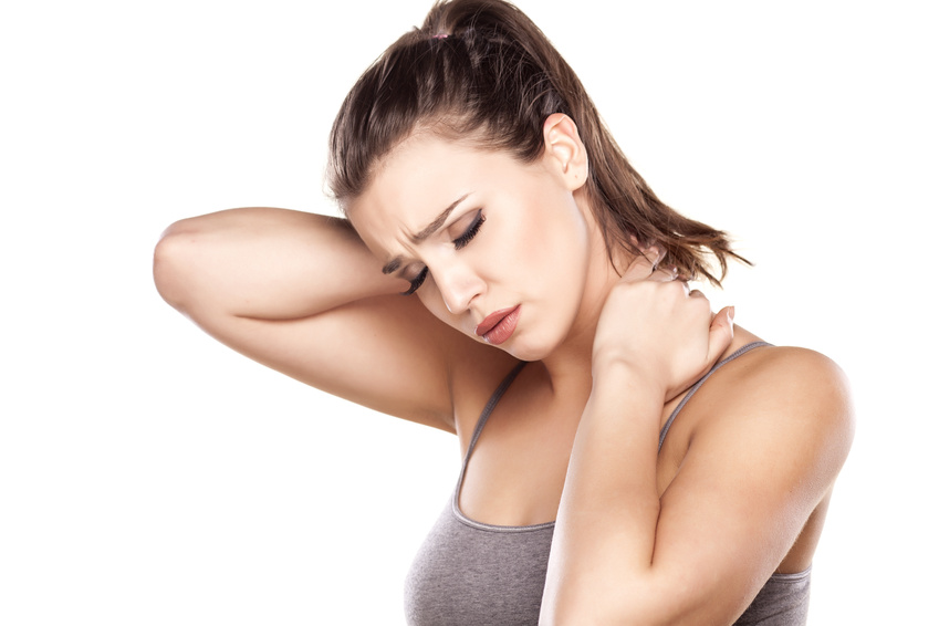 diskbråck i nacken behandling